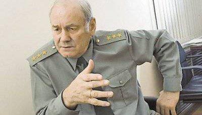 """Leonid Ivashov: """"Einige Leute glauben, dass ein Patriot ein Teil der Gesetzlosigkeit ist."""""""