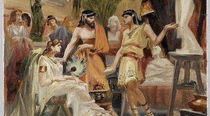 ペリクレス:「栄光に囲まれている」が、決して素晴らしいものにはならなかった!