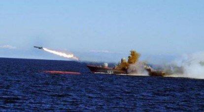 衝撃力 巡航ミサイル「蚊」
