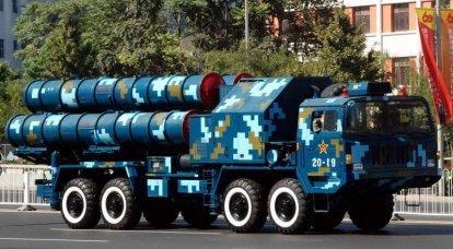 中国の対空ミサイル力