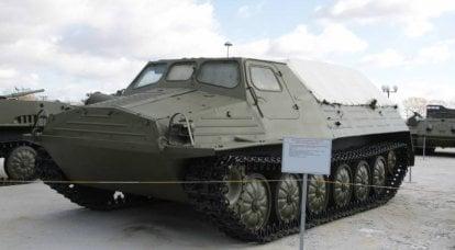 GT-T浮动履带式运输车