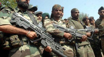 中国与印度:不把局势付诸战争