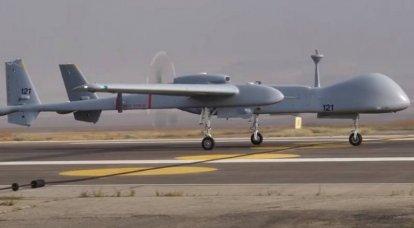 In Israel begannen Flugtests von UAV Heron TP für die deutsche Luftwaffe