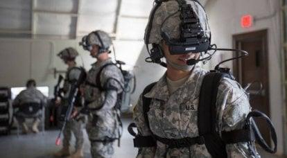 关于在KSA部队中人工智能的可能应用领域