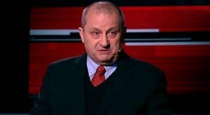 Kedmi:ウクライナはヨーロッパを求めたがジンバブエで打撃