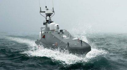 無人水上艦:東からの脅威