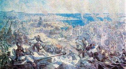 Il terzo colpo stalinista. Assalto a Sebastopoli e liquidazione dell'esercito Wehrmacht 17