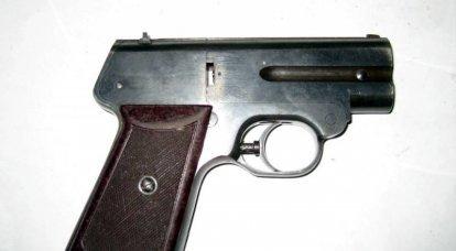 A arma das forças especiais soviéticas. Pistola de tempestade silenciosa