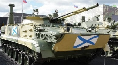 """The Marine Corps can receive the """"marine"""" BMP-3F"""