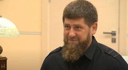 Chechnyaが先頭に立っています:投票率は95%以上、「for」-97以上