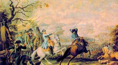 Cahul. Come Rumyantsev ha distrutto l'esercito dell'Impero ottomano