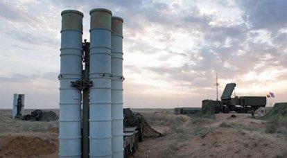 国防省はS-400防空システムの第XNUMX連隊セットを受け取りました