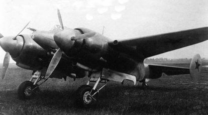 Combat aircraft. Failed brother of IL-2