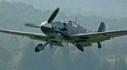 Messerschmitt Bf 109G  - 第二世界最好的飞机之一