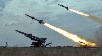 C-75対空ミサイルシステムの戦闘使用