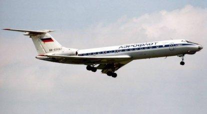 Bir atılım yapın: Rus sivil havacılığında işlerin durumu hakkında