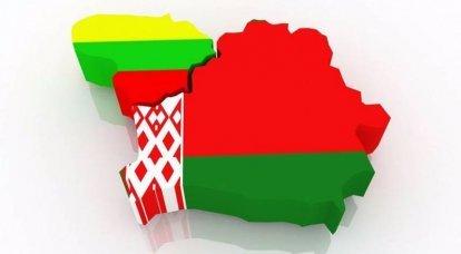 Como a Lituânia e a Bielo-Rússia brigaram