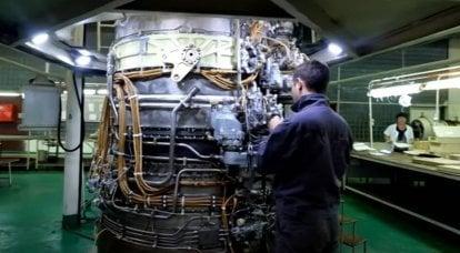 俄罗斯的飞机发动机制造:飞机发动机
