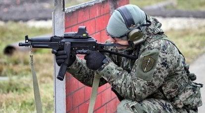 機関銃やライフルのクローン