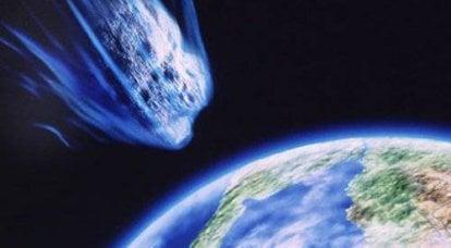俄罗斯将制造一颗卫星,抵御威胁地球的小行星