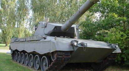 Alman ana muharebe tankı Leopard 2: gelişim aşamaları. 2 bölümü