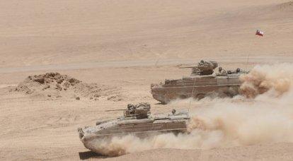 Fuerzas Armadas de Chile: Algunos de los más fuertes en América Latina