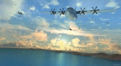 Gremlinler: ABD Hava Harbi İçin Yeni Bir Konsept