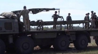 Ukrayna'da Alder-M MLRS'nin devlet testlerini tamamlamak için son tarihler açıklandı