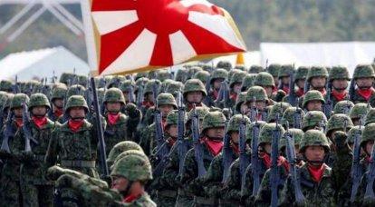L'Occidente attiva il Giappone, trasformandolo in una potenza militare