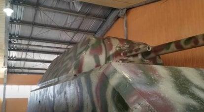 """जर्मन टैंक का वजन तीन अमेरिकी """"अब्राम"""": फर्डिनेंड पोर्श से मौस"""