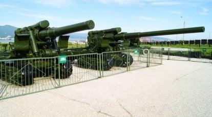 सैन्य उपकरणों का संग्रहालय नोवोरोसिस्क: काला सागर के स्टील के दिग्गज (फोटो निबंध)। 1 का हिस्सा