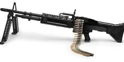 机枪M60