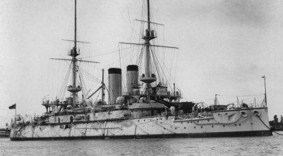 Über die Wirksamkeit der Erschießung der Hauptstreitkräfte der Japaner in der Schlacht bei Shantung