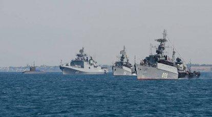 Mar Nero: NATO contro Russia