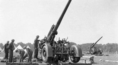 第二次世界大战期间英国的防空防御。 部分2