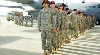 सीरिया से अमेरिकी सैनिकों की वापसी के बारे में बात करना जल्दबाजी होगी