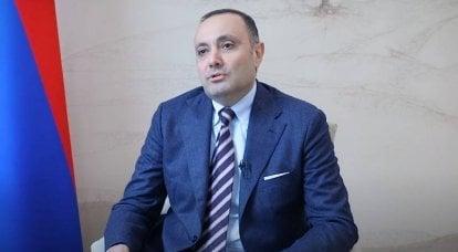 アルメニアは新しい武器の供給のためにロシアに頼ることを除外しません