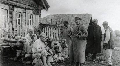 """20 年代和 30 年代的苏联农民:""""有趣""""......"""