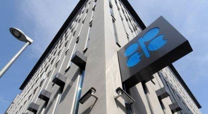OPEC'in stoklarında kaç tane artı var?