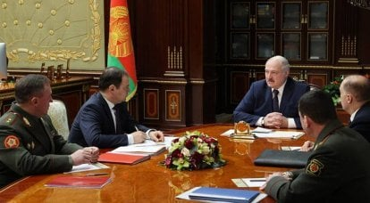 "According to Lukashenko, working towards the merger of the Republic of Belarus and the Russian Federation is ""stupid, since the world has changed."""
