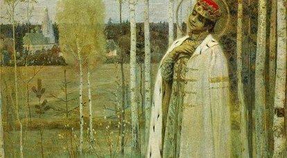 Tsarevich DmitryUglitskyの殺害の神話