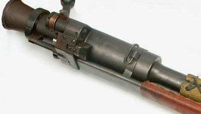 反坦克步枪Carl Gustav PVG M42