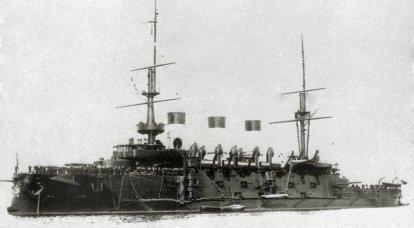 """Tsushima। ZP त्रुटियों। Rozhdestvensky और """"Oslyab"""" की मृत्यु"""