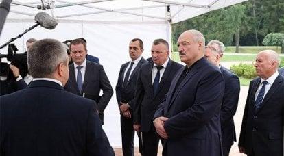 ベラルーシの抗議の過激化を防ぐ唯一の方法としての国家対話