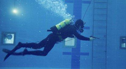 कैस्पियन फ्लोटिला मुकाबला तैराकों को नया प्रशिक्षण केंद्र प्राप्त होता है
