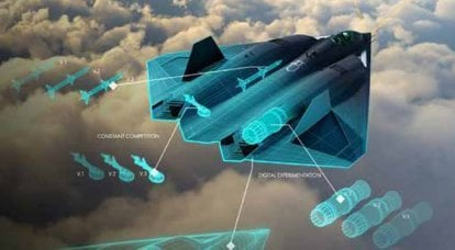New fighter concept for the USAF: NGAD