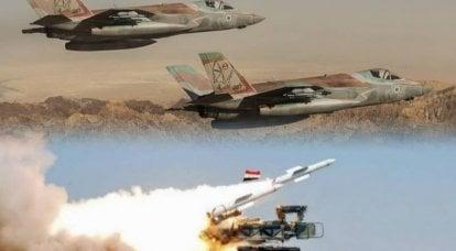 シリアの防空状態とC-300対空ミサイルによるその強化の見通し