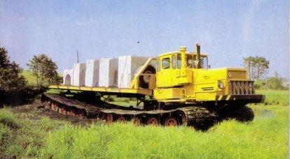 """Buggy articolato di palude BT361А-01 """"Tyumen"""""""