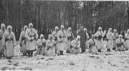 प्रथम विश्व युद्ध में रूसी सेना के हमले और हमले। 2 भाग