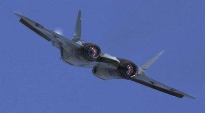 Cinco mitos extranjeros sobre el luchador Su-57